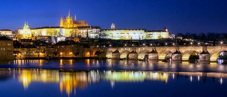 Prague Flickr/Creative Commons/john mcsporran