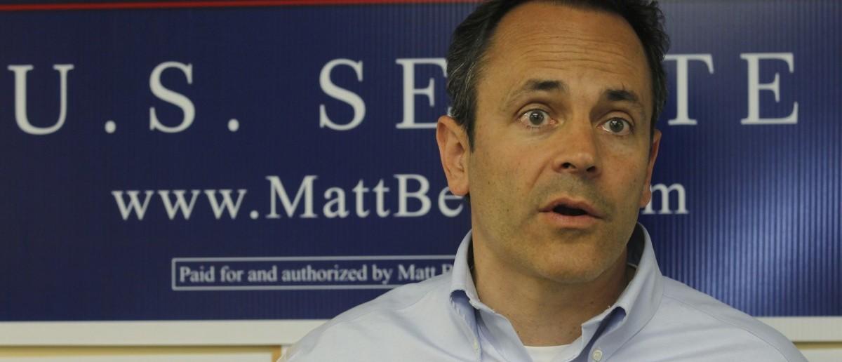 Kentucky Republican Matt Bevin (REUTERS/John Sommers II)