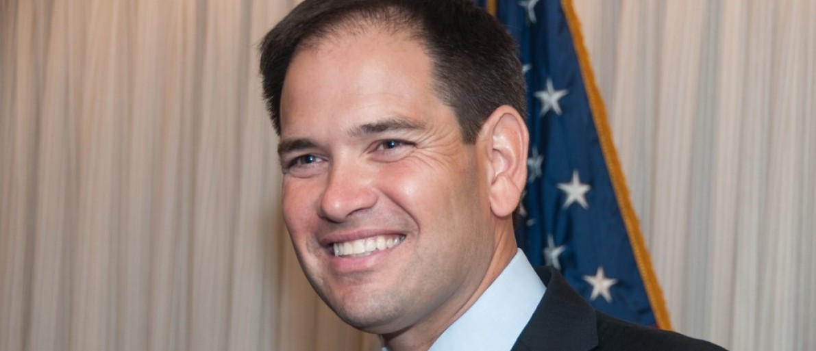 Marco Rubio. Credit: Albert H. Teich/Shutterstock.