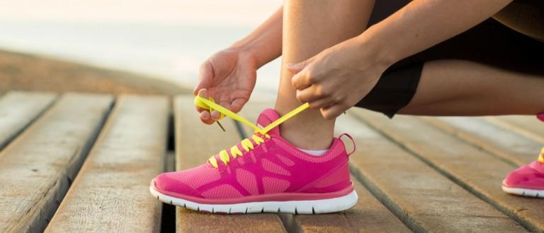 Running Shoes Shutterstock AlexMaster