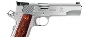 Gun Test: Springfield Armory Range Officer Pistol