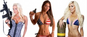 Celebrate The Second Amendment With These Gorgeous Gun-Loving Women [SLIDESHOW]