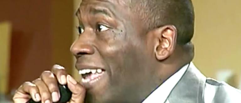 Dr. Jamal Bryant (Screen shot/FaithMessage YouTube)
