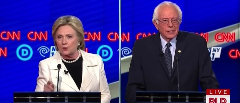 Hillary Just Called Bernie A 'Cokehead' In The Latest 'Bad Lip Reading' (YouTube)