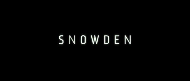 Snowden (Credit: Screenshot/Youtube Open Road Films)