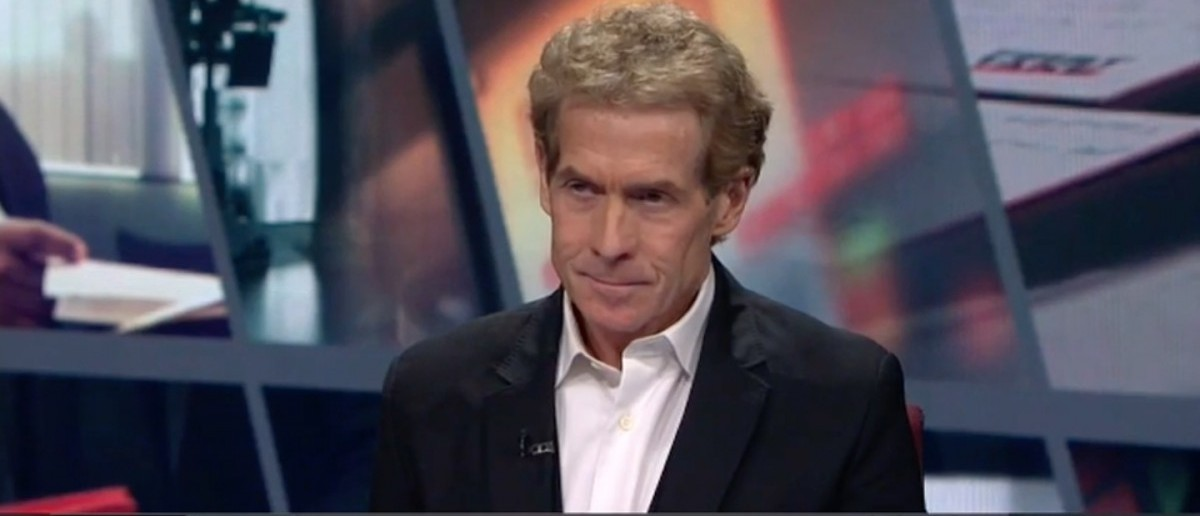 Skip Bayless (Credit: Screenshot/Youtube ESPN First Take)