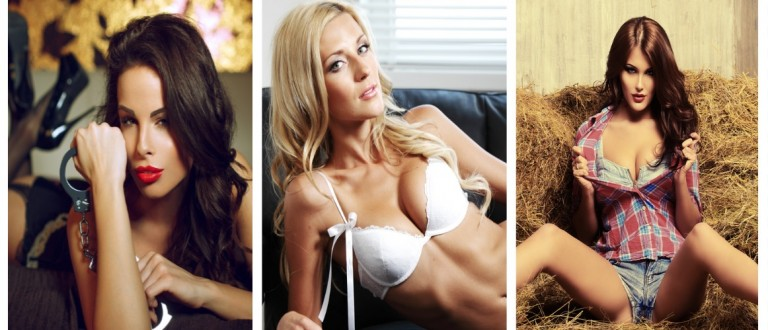 QUIZ: Which One Of These 15 Beautiful Women Isn't Actually A Woman? (Shutterstock)