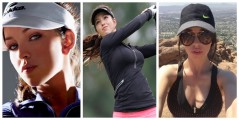 Former Alabama Golfer Has Legs 'Fore' Days (Instagram/Getty Images)