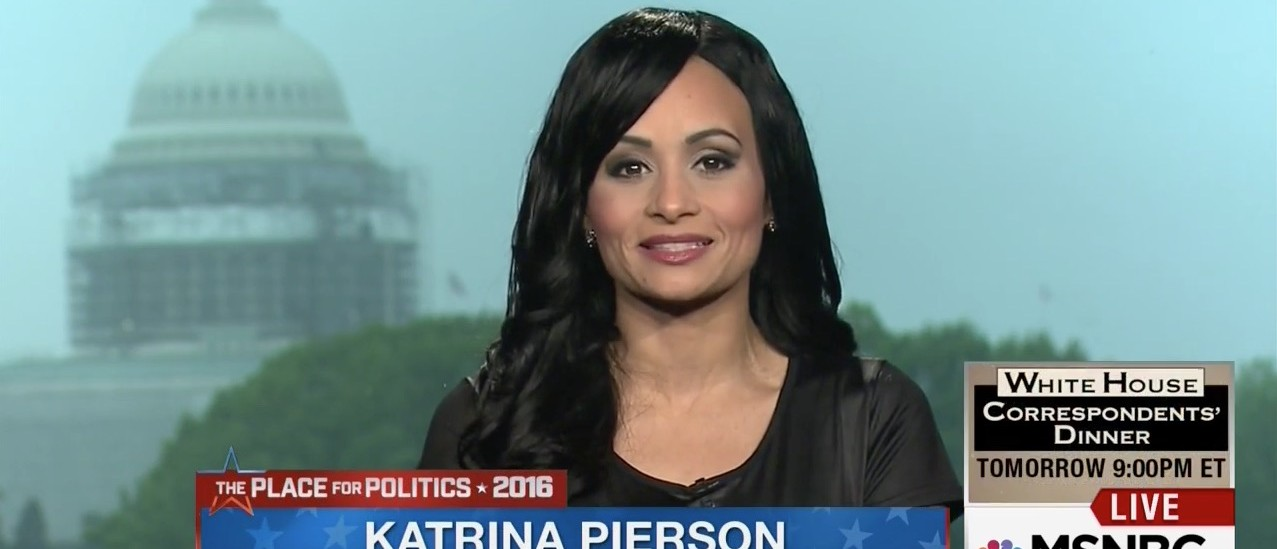 Trump Spox: If Hillary Calls Him Sexist, 'He Will Absolutely Bring Up' Monica Lewinsky (MSNBC)