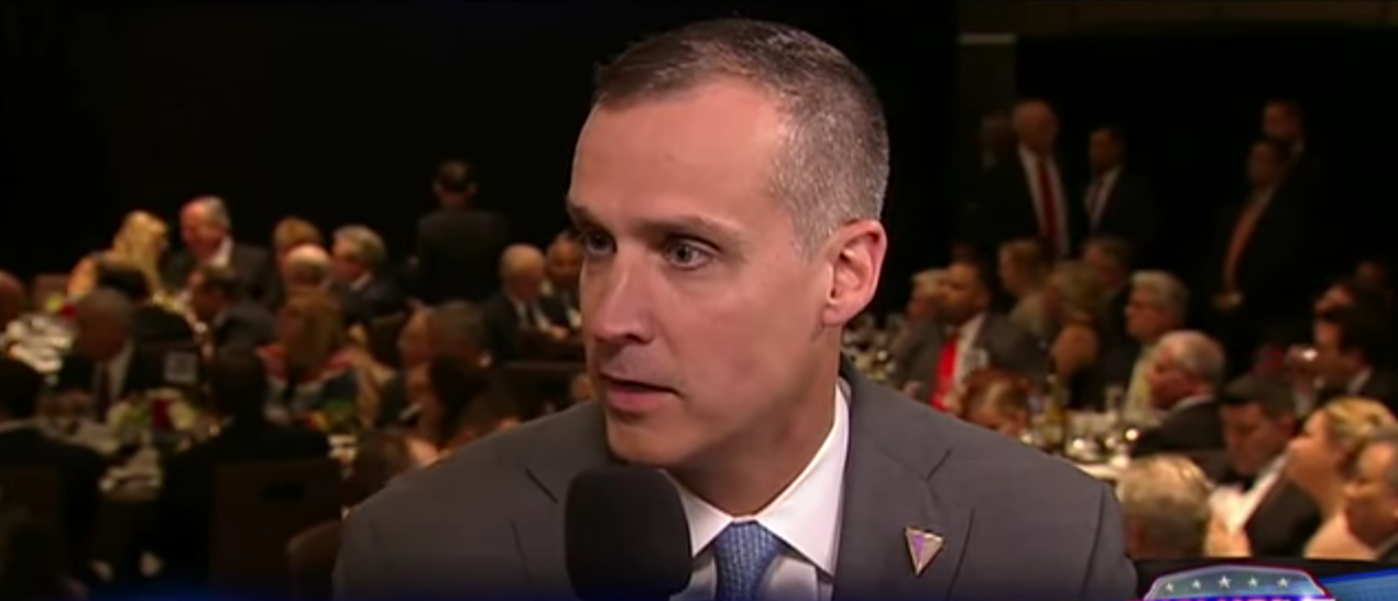 Corey Lewandowski (Fox News Channel Screen Capture)