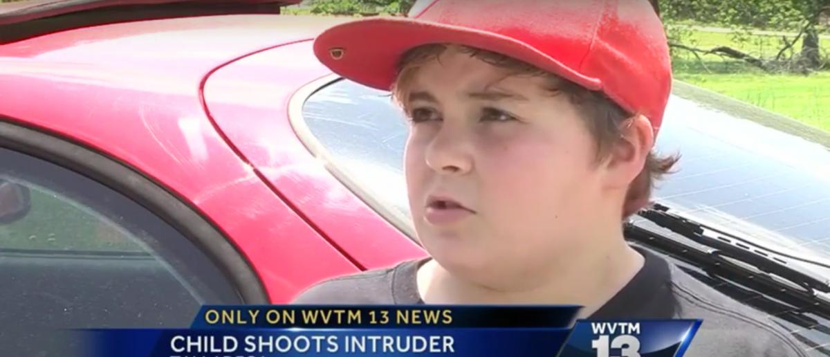 Child shooter, Youtube, Screenshot, WVTM13