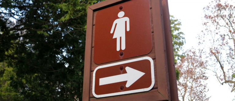 Transgender Bathroom, John Arehart (Photo: Shutterstock