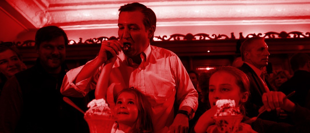 White House: Ted Cruz Might Actually Be The Devil (Reuters, Aaron P. Bernstein)