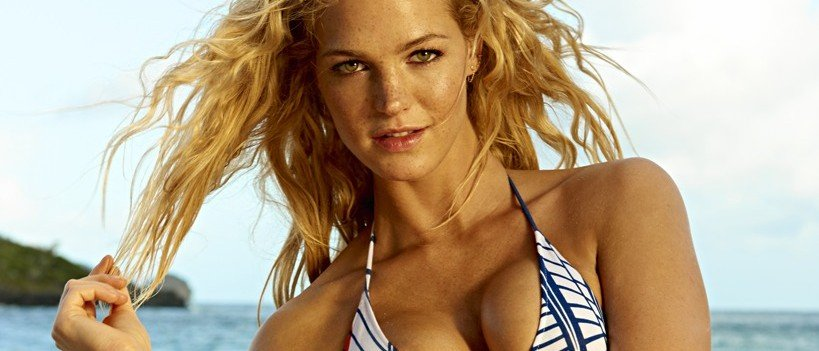 Erin Heatherton quit Victoria's Secret when they told her to lose weight