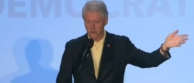 Bill Clinton Calls FBI Email Investigation 'A Game' [VIDEO]