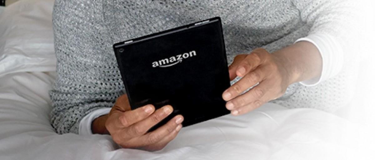 The Amazon Fire 10 HD is $50 off (Photo via Amazon)