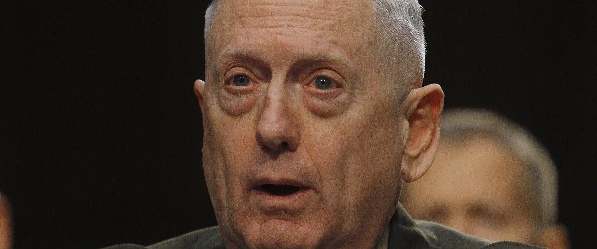 U.S. Marine Corps General Mattis testifies before the Senate Armed Services Committee in Washington