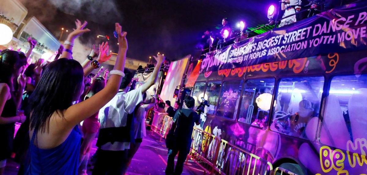 "A ""party bus."" Photo: Jordan Tan / Shutterstock.com"