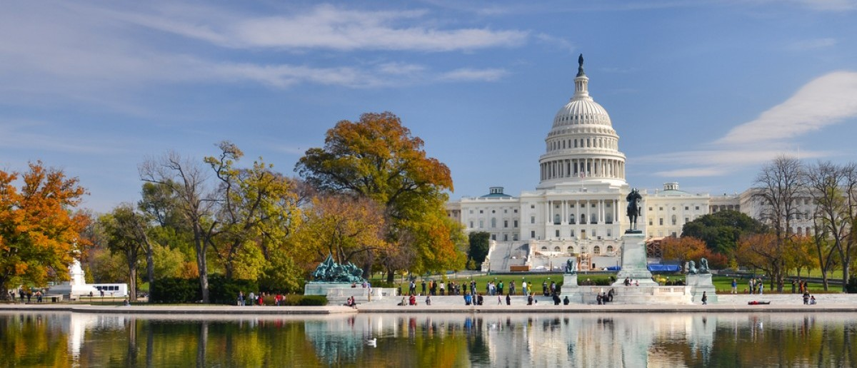 US Capitol (Credit: Orhan Cam/Shutterstock)