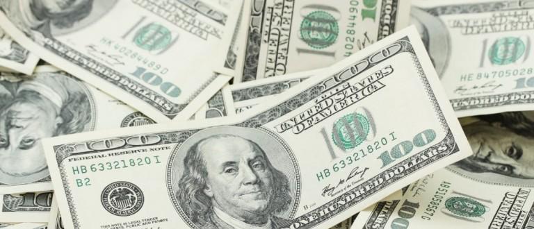 Lots of money (Photo: Shutterstock)