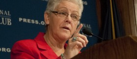 EPA Chief: 'I'm Not Talking To Climate Deniers'