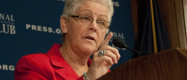 Environmental Protection Agency Administrator Gina McCarthy (Credit: Albert H. Teich / Shutterstock.com)