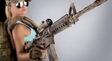 Great rifle. (Credit: Shutterstock)