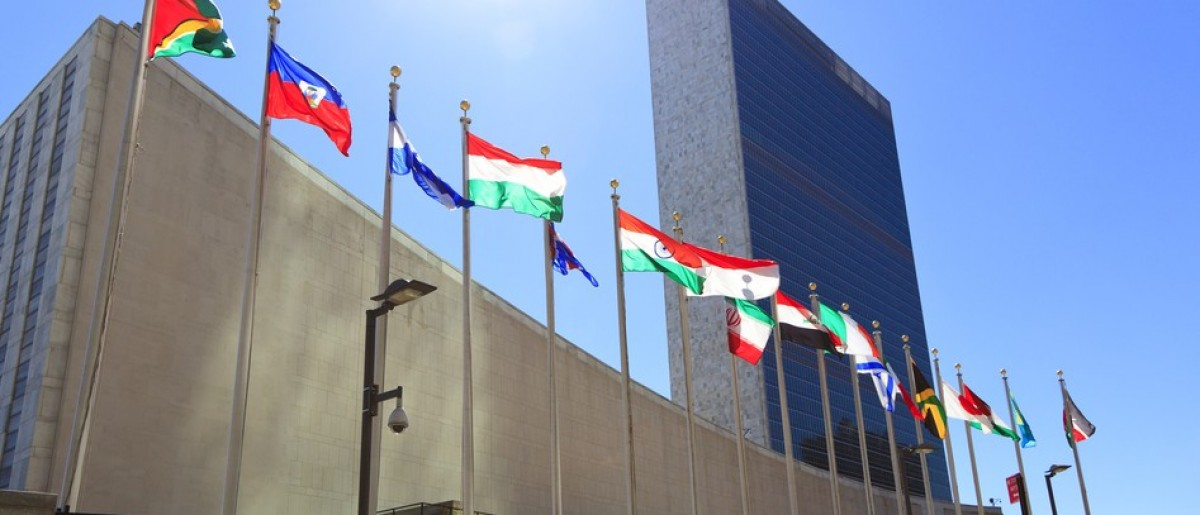 United Nations (Shutterstock photo)