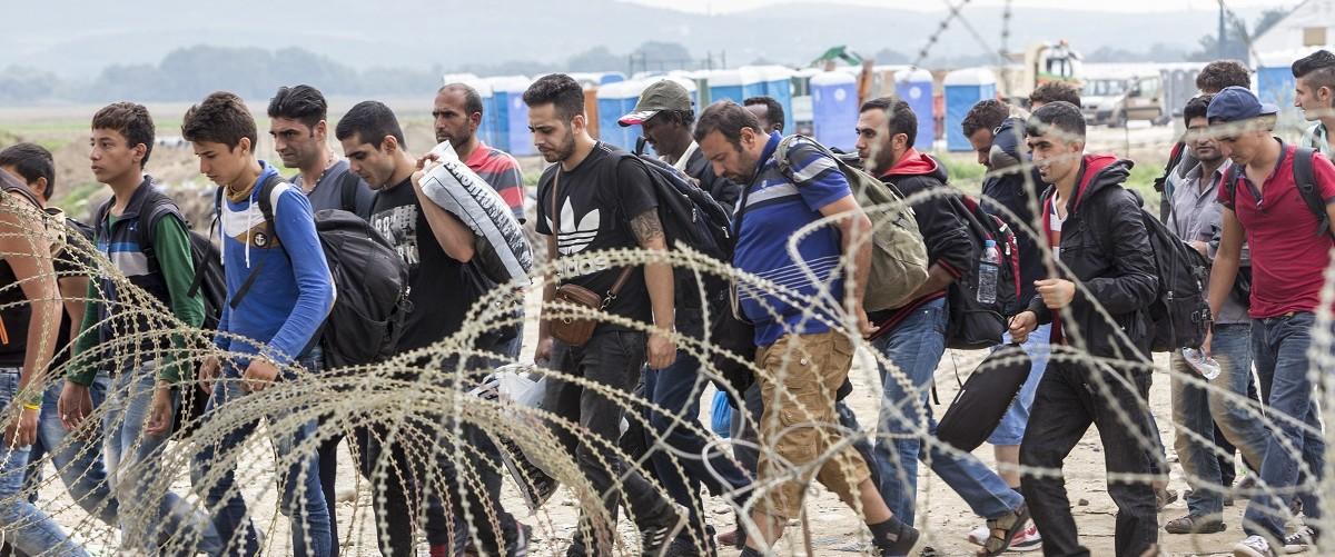 Illegal Immigrants (Shutterstock)