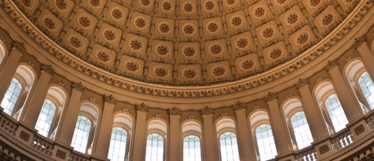 Capitol Dome Shutterstock/Copyright: gary718