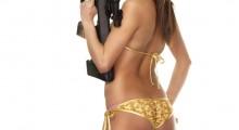 Great gun. (Credit: Shutterstock)