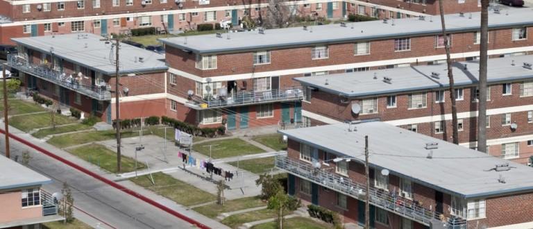 Public housing (Credit: trekandshoot/Shutterstock)