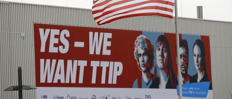 Trade Agreements Are Not Free Trade