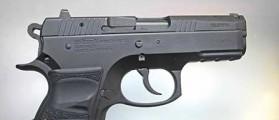 Gun Test: TriStar P-1OO Pistol