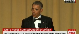 Barack Obama, Screen Shot CNN, 5-1-2016