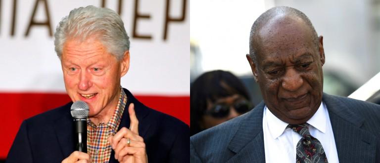 Bill Clinton, Bill Cosby, Reuters RTSFQXD, RT2CUWC