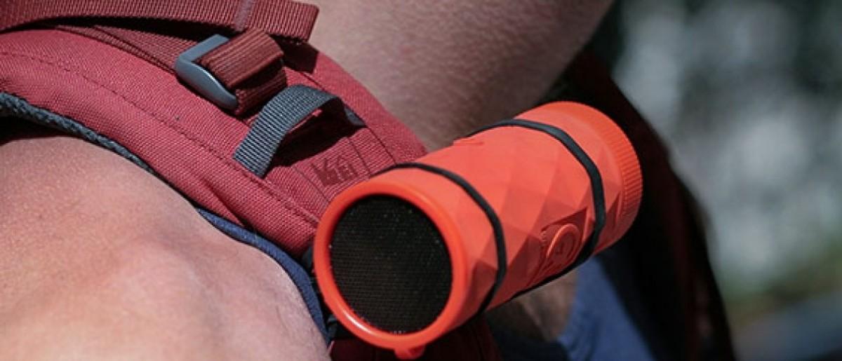 Take the Buckshot Pro anywhere you go (Photo via Outdoor Tech)
