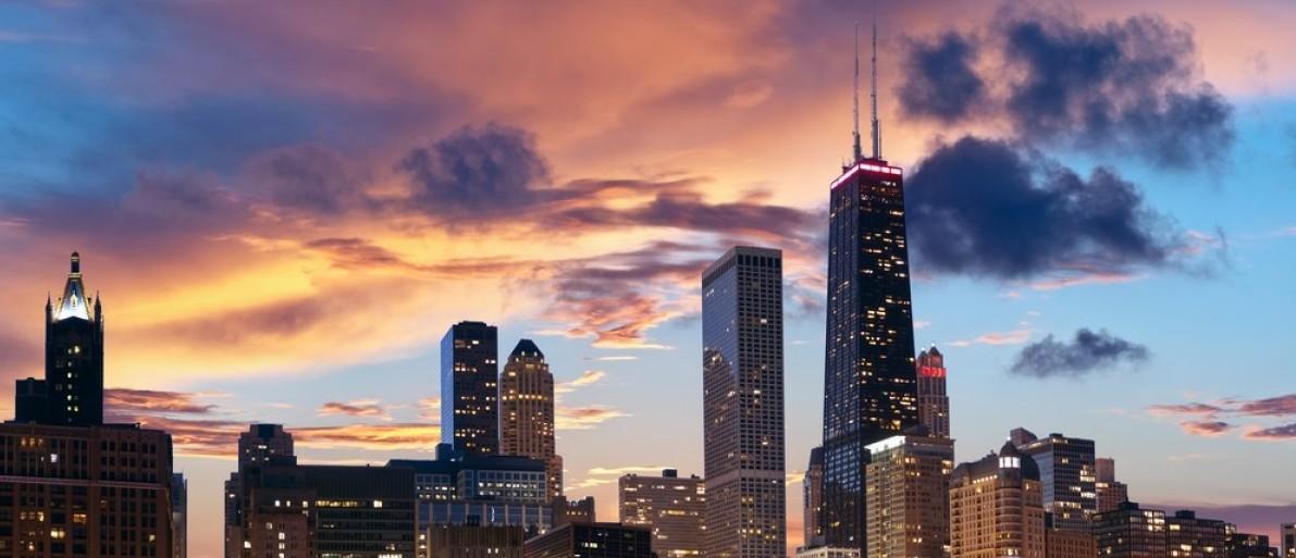 Chicago Skyline. Credit: Rudy Balasko/Shutterstock.