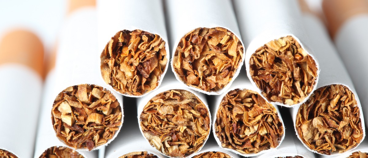 Cigarettes (Shutterstock/Gang Liu)