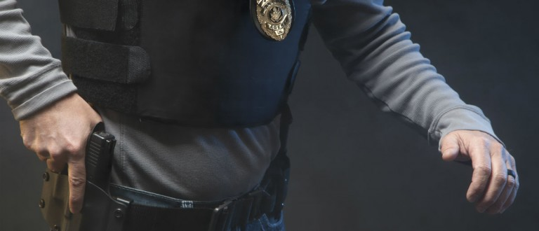 Cop, Straight 8 Photography, Shutterstock