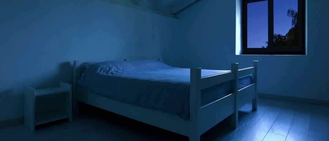 Dark room (Shutterstock)