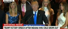 Trump: Cruz Was 'One Hell Of A Competitor' [VIDEO]