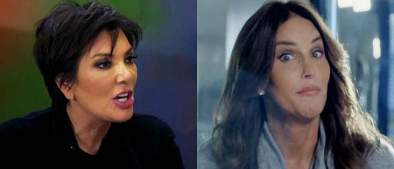 Kris Jenner changing her name
