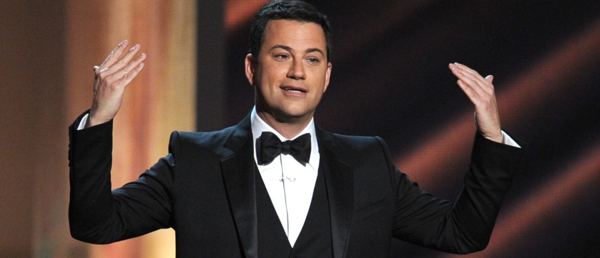 Jimmy Kimmel on Live (Photo: Kevin Winter/Getty Images)