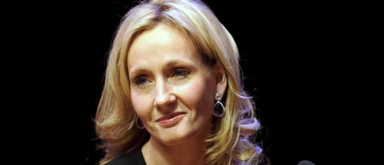 J.K Rowling on Donald Trump