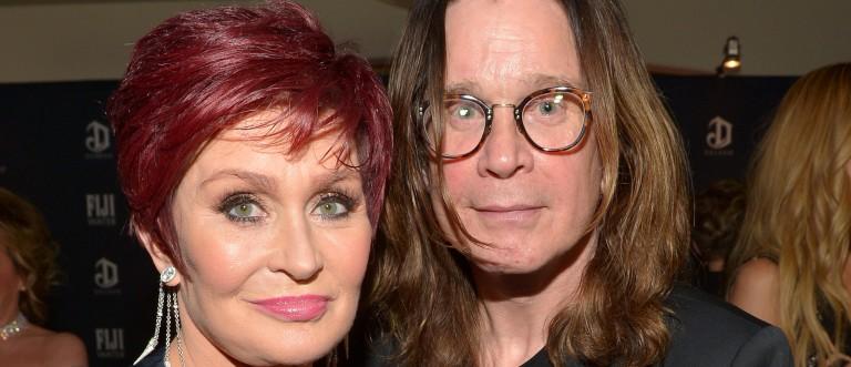 Sharon and Ozzy Osbourne get divorced