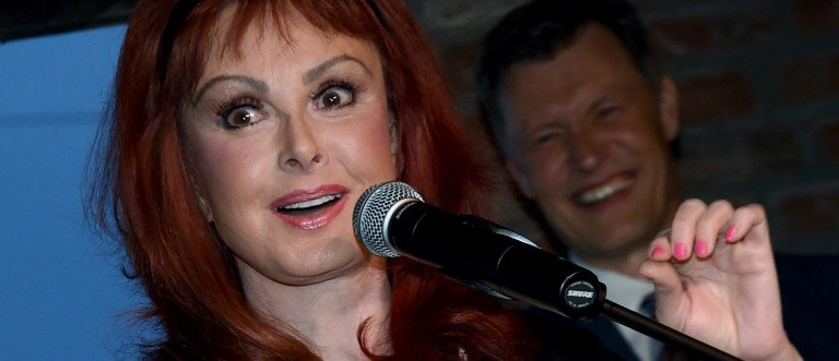 Naomi Judd grits comment