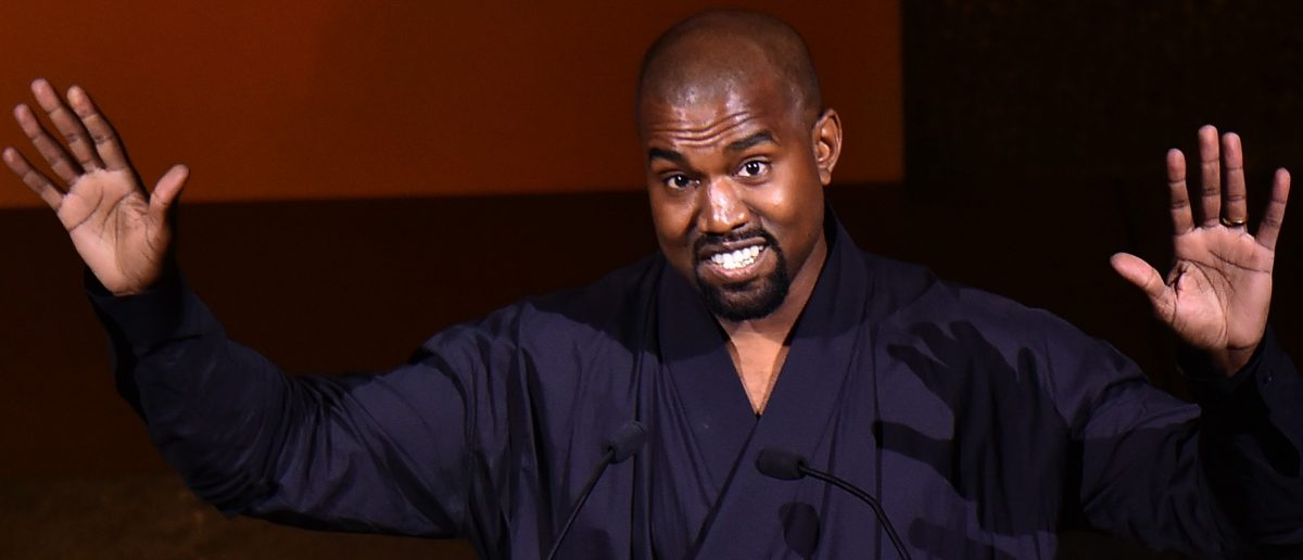 Kanye West (Photo: Michael Loccisano/Getty Images)