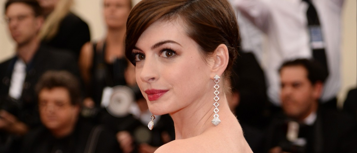Anne Hathaway (Photo: Dimitrios Kambouris/Getty Images)