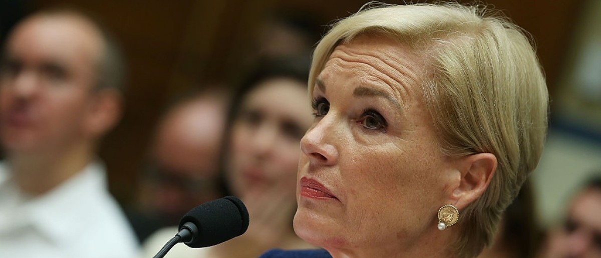 Cecile Richards, president of Planned Parenthood Federation of America Inc. testifies during a House Oversight and Government Reform Committee hearing on Capitol Hill, September 29, 2015 in Washington, DC. (Mark Wilson/Getty Images)